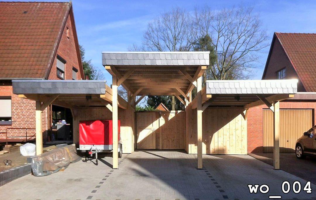 CD Marken-Carport - Wohnmobil & Caravan Carports