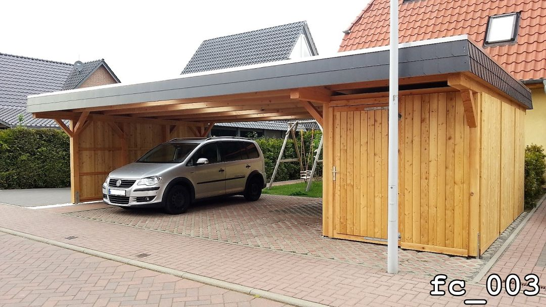 cd marken carport flachdach carports. Black Bedroom Furniture Sets. Home Design Ideas